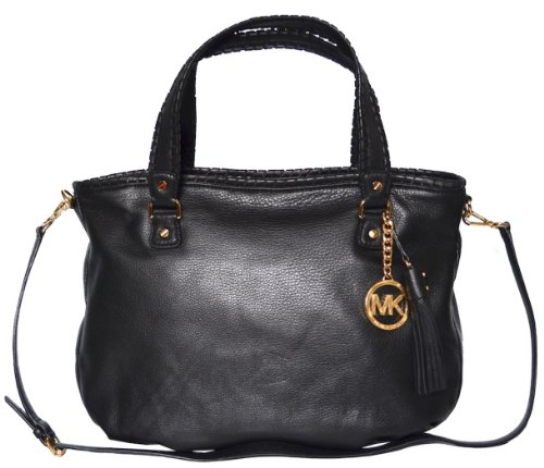 Michael Kors Leather Bennet Tote Handbag Bag