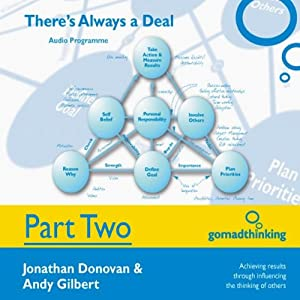 There's Always a Deal - Part Two: Preparation for Negotiation, Part 1 | [Jonathan Donovan, Andy Gilbert]