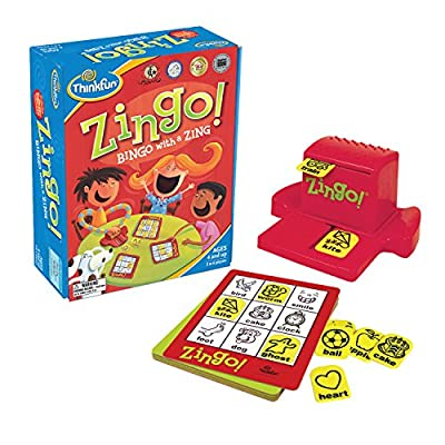 Zingo - Bingo with a Zing Game by ThinkFun