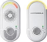 Motorola MBP 8 Digitales Audio Babyphone mit DECT-Technologie und bis zu 300 Meter Reichweite