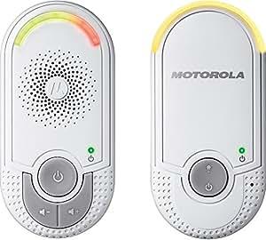 Motorola Babyphone Audio prise murale - MBP8 - Blanc