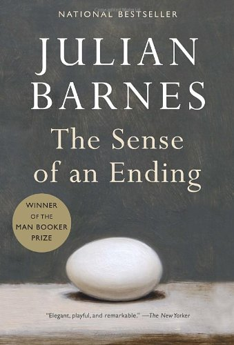 The Sense of an Ending [Deckle Edge] (Vintage International)