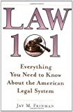 Law 101: Everything You Need to Know About the American Legal System