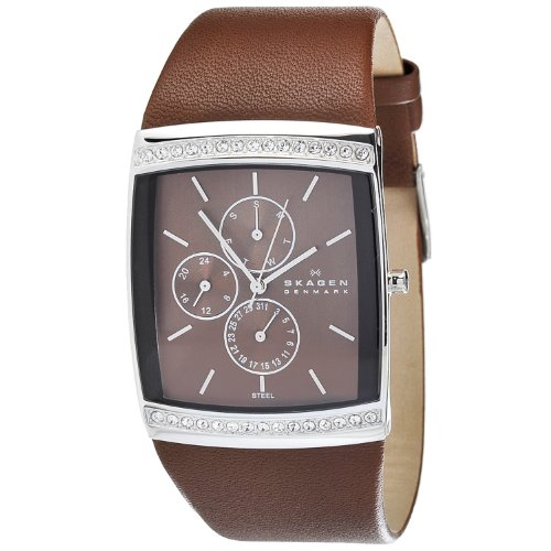 Skagen Womens 656LSLD Movement Chronograph
