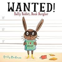 Wanted! Ralfy Rabbit, Book Burglar