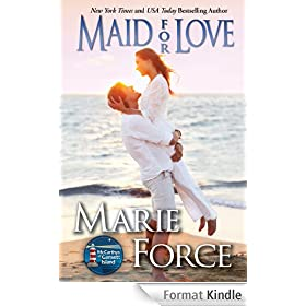Maid for Love (McCarthys of Gansett Island Series Book 1) (English Edition)