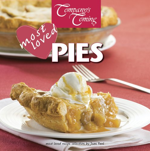 Most Loved Pies (Most Loved Series) by Jean Paré