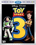 Toy Story 3 3D (3D BD + Blu-ray + DVD...