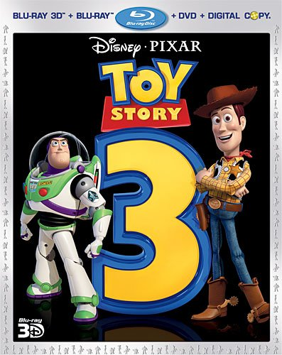 Cover art for  Toy Story 3 (Five-Disc Combo: Blu-ray 3D/Blu-ray/DVD + Digital Copy)