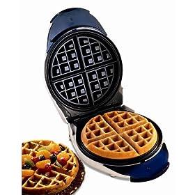 Proctor-Silex 26500 Morning Baker Belgian Waffle Baker