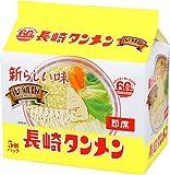 サンヨー 長崎タンメン創業60周年記念復刻版 5食P×6個