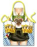 Fun apron oktoberfest girl