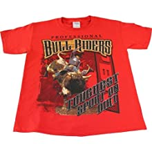 Toughest Sport On Dirt Youth Red Short Sleeve