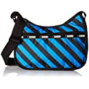 LeSportsac Classic Hobo Shoulder Bag, Ace Stripe, One Size