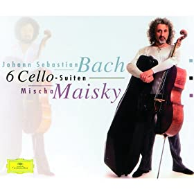 Johann Sebastian Bach: Suite for Cello Solo No.2 in D minor, BWV 1008 - 6. Gigue
