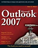 img - for Microsoft Outlook 2007 Bible book / textbook / text book