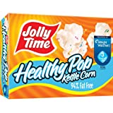51hhaFMv50L. SL160  Jolly Time Healthy Pop Kettle Corn Microwave Popcorn, 9 oz. (Pack of 12)