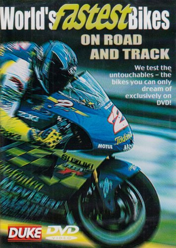WORLD'S FASTEST BIKES ON ROAD AND TRACK (IMPORT) (DVD)