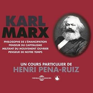 Karl Marx Discours
