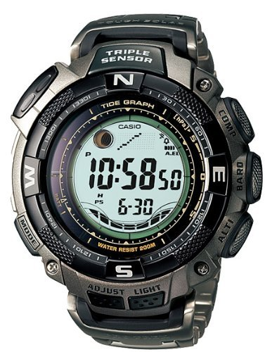 Casio Men's Pathfinder Watch PRG130T-7V