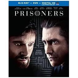 Prisoners (Blu-ray+DVD+UltraViolet Combo Pack)
