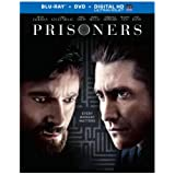 Prisoners (Blu-ray+DVD+UltraViolet Combo Pack)