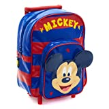 Disney Mickey Mouse Clubhouse, School Trolley Bag