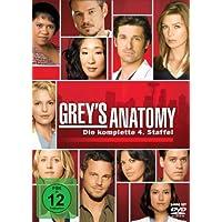Grey's Anatomy: Die jungen �rzte - Die komplette 4. Staffel [5 DVDs]
