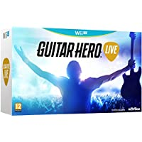 Guitar Hero Live with Guitar Controller for Nintendo Wii U