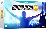 Guitar Hero Live with Guitar Controller  (Wii U)