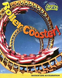 Book Cover: Roller coaster!