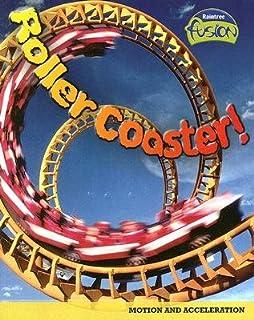 Book Cover: Roller coaster!