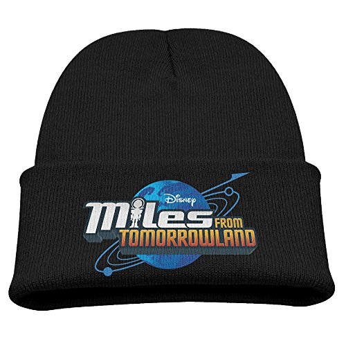 Miles-From-Tomorrowland-Galactech-Toddler-Beanie-Cap-Hat-Black