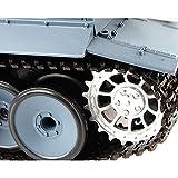 German-Tiger-I-24GHz-Edition-RC-ferngesteuerter-116-PanzerSchussSoundRauchKomplett-Set-RTR