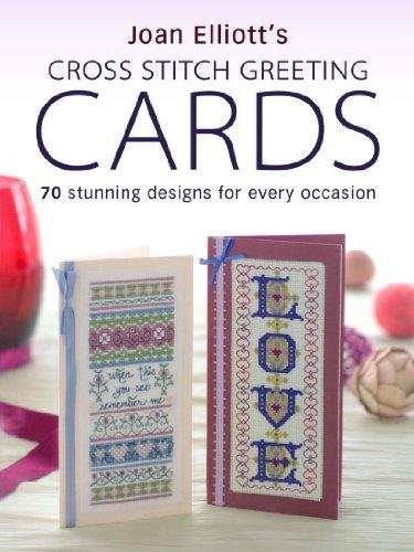 F & W Media David and Charles Books, Cross Stitch Greeting Cards PDF