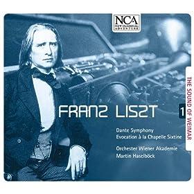 Liszt: Dante Symphony - Evocation � la Chapelle Sixtine