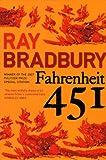 Ray Bradbury Fahrenheit, No. 451