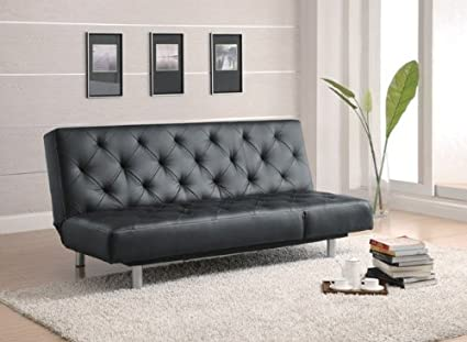 Coaster Sofa-Black