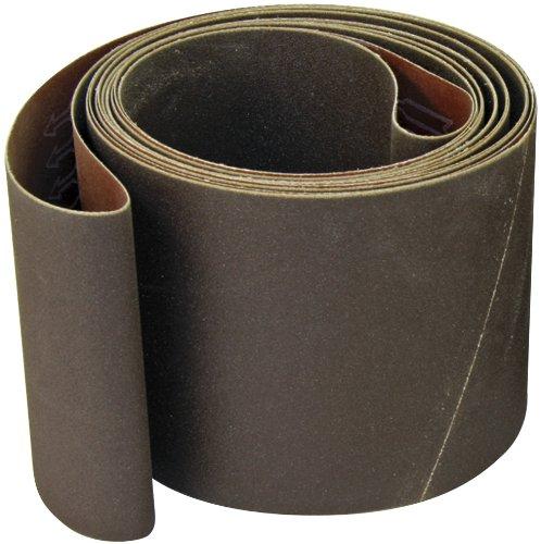 9 Pack 4 X 21 3//4 Inch 180 Grit Aluminum Oxide Multipurpose Sanding Belts