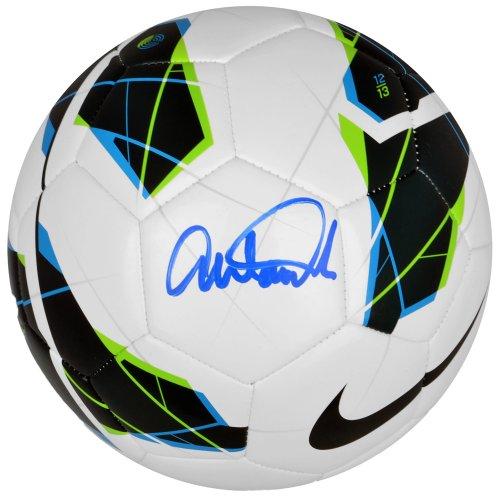 Abby Wambach Autographed Soccer Ball - JSA/SM - - JSA Certified - Autographed Soccer Balls
