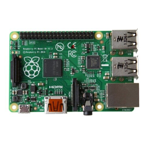 Raspberry Pi Model B+ (B Plus 512MB)