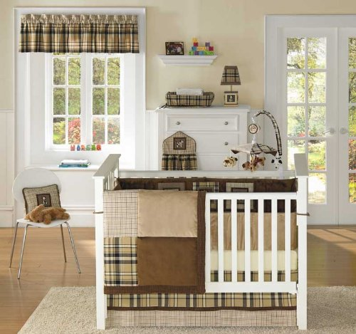 Bananafish Spot 4 Piece Crib Bedding Set