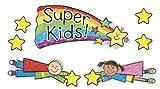 Carson Dellosa Super Kids Job Assignment Bulletin Board Set (110100)