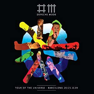 Depeche Mode - Tour Of The Universe, Barcelona 20/21.11.2009 (DVD+2CD)