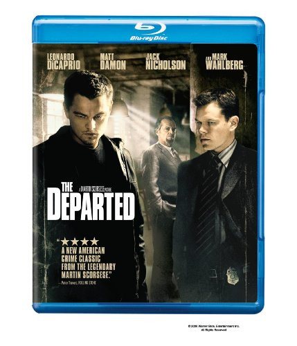 Cover art for  The Departed [Blu-ray]