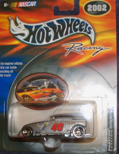 Nascar Hot Wheels Racing 2002 Phaeton Sterling Marlin 1:64 Die-cast