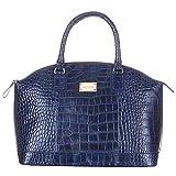 LA ROMA 1202-BL Handbag (Blue)