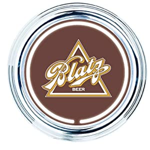 Amazon.com - BLATZ BEER 15 IN ROUND NEON CLOCK - NEW ... | 300 x 300 jpeg 20kB