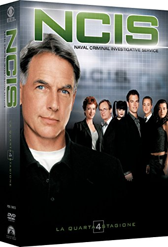 NCIS - Naval criminal investigative service Stagione 04 [6 DVDs] [IT Import]