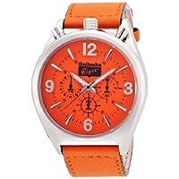 [オニツカ タイガー]Onitsuka Tiger 腕時計 ツノクロノグラフモデル OTTC03.04LB メンズ